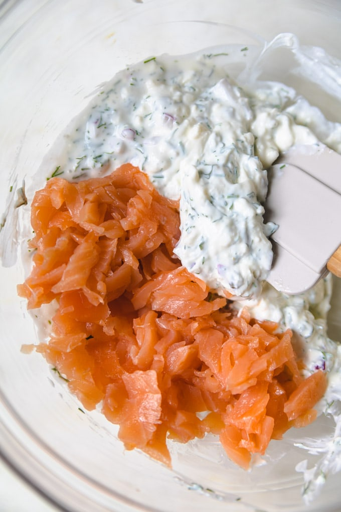 Creamy Smoked Salmon Dip | Meals with Maggie